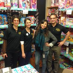 Last week, our CHPW Care Improvement Team volunteered at the @wellspringfs Toy Shop for the 3rd year in a row! Each November and December, hundreds of people donate new toys, books, clothes, gift cards or money to help stock the Holiday Toy Room. Hundreds of families are then invited to select gift toys and games for their children! Wellspring expects about 1,000 children and families to benefit from these services throughout the holiday season. #GivingTogether #SpreadJoy