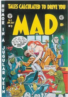 Will Elder ec comics | Will Elder: Comic-book artist who drew for 'Mad' magazine and co ...