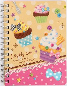 Lovely Cup Notebook