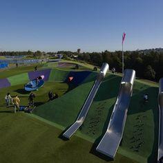 Игровой парк в Сиднее