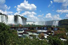 12 Beautiful Pictures of Iguassu falls, Argentina & Brazil | I love Travelling