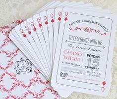 Card Programs - senior speech list, menu, etc. on back?