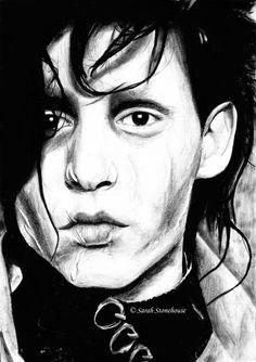 deviantART: More Like Burton and Depp by *ViviDybowski