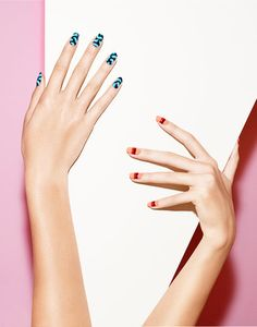 What's Next in Nail Art - The New York Times