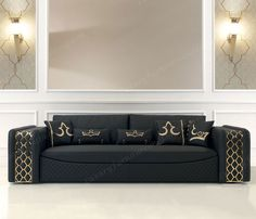 European Living Room - Infinity | Luxury Furniture & Lighting