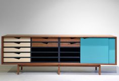 Midcentury-inspired Bykato sideboard by Brodrene Andersen
