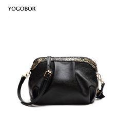 Famous Designer Shell Bag Women Soft Leather Handbag Black Patchwork Bags Small Shoulder Handbag Women Messenger Bags Crossbody