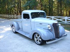 1937 chevy truck - is this awesome or what?