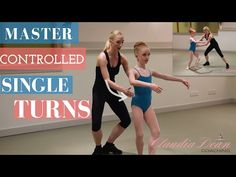 How To Master Fouetté Turns! - YouTube