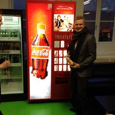 miinto now with vending machine! ;)