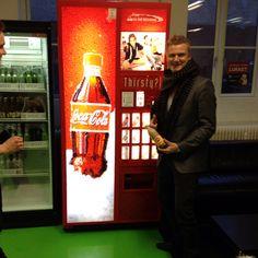 miinto now with vending machine! ;)