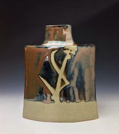 Shoji Hamada Japanese Ceramics, Japanese Pottery, Japanese Art, Earthenware, Stoneware, National Art School, Japanese Aesthetic, Ceramic Art, Arts And Crafts