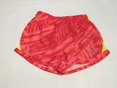 Nike Dri Fit youth girls active 4 Running shorts 362061-A96 Hyper Pink NWT*^ #Nike