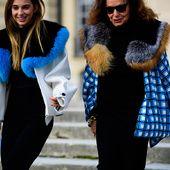 La Fashion Week haute couture printemps-été 2017 voit défiler les grandes maisons de couture parisiennes comme les plus belles filles en vogue dans les rues. Découvrez les meilleurs looks pris sur le vif à la sortie des shows. Photos par Adam Katz Sinding.