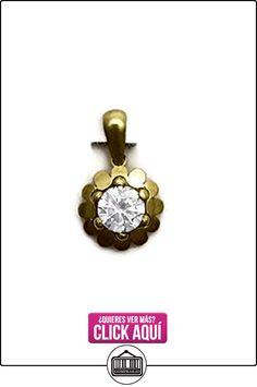 Colgante de Oro 18 Klts de Niña M. Angel XA2902C (Flor)  ✿ Joyas para niñas - Regalos ✿ ▬► Ver oferta: https://comprar.io/goto/B06XXMD8HR