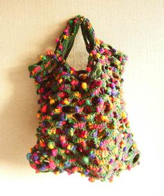 Unusual bag   ( looks a bit like a rainbow mix of moss roses )