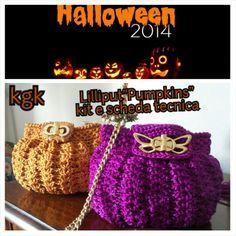 Zucchette per halloween ...no...sicuramente per tutto l'anno !