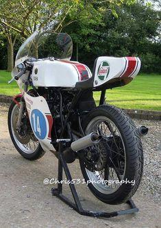 Spondon TZ350 - classic racer