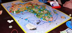 Afrikan Tähti (Star of Africa) board game...one of my favourites from my childhood days. :)