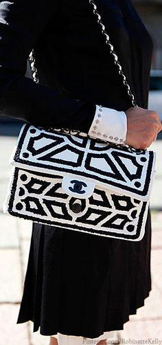 Street Style | Chanel