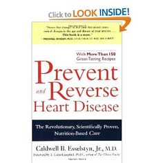 """Check out why Dr. Caldwell Esselstyn calls heart disease """"A Toothless Paper Tiger That Need Never Exist"""""""