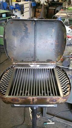rat-grill – Back yard grill