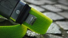 Litelok breaks the old rule about bike locks, is both light and strong : TreeHugger
