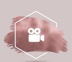 Story Instagram, Instagram Logo, Instagram Design, Insta Icon, Icon Design, Instagram Highlight Icons, Cute Icons, Aesthetic Iphone Wallpaper, Icon Set
