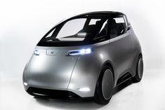 Uniti: de recycleerbare elektrische wagen   Automonk