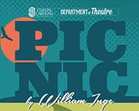 "Coastal Carolina University's Department of Theatre will present seven performances of William Inge's play ""Picnic"" from Thursday, Feb. 5, through Saturday, Feb. 14, in the Edwards Theatre. General admission is $15. Find out more here: http://www.coastal.edu/newsarticles/story.php?id=3910"