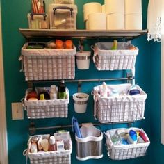 RV storage can be found at select locations. When it has to do with RV storage, the ideal thing to do to avoid missing any steps is to create a checklist. Covered RV storage is a great idea if you… Continue Reading → Creative Bathroom Storage Ideas, Bathroom Towel Storage, Bathroom Organization, Bathroom Ideas, Organization Ideas, Bathroom Renovations, Diy Storage, Bathroom Interior, Storage Hacks