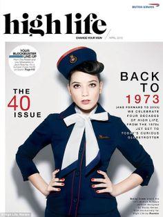 Highlife - redesign #magazine #cover #mag #revista #portada #tapa #design #editorial @GraphicTools