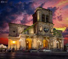 https://flic.kr/p/NMLwLq | Catedral de Zapotlán el Grande, Jalisco en México | Mi terruño querido. El tiempo ha cobrado mi ausencia convirtiendo ahora tus tardes en nostalgia para mí.