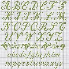 script alphabet for X stitch ile ilgili görsel sonucu