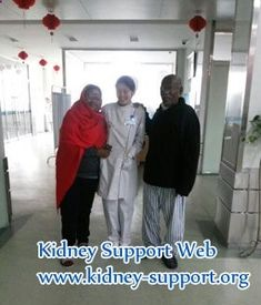How to cure Diabetic Nephropathy with elevated creatinine 5 years ? Diabetic Nephropathy is a secondary disease caused by Diabetes, so if you want to cure it, you should control the blood sugar well