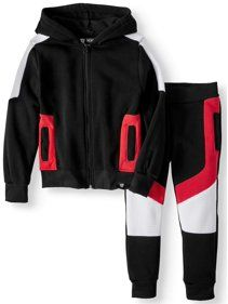 Shop for Kids in Activewear. Buy products such as Micro Fleece Pullover, Moto Fleece Hoodie and Jogger 2 Piece Set (Little Boys) at Walmart and save. Full Zip Hoodie, Fleece Hoodie, Pullover, New Year New You, Shopping Places, Walmart Shopping, Little Boys, Joggers, Active Wear