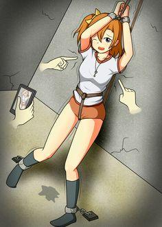 Mädchen nackt anime anime mädchen