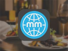App Icon for MunchMap by Stanfy