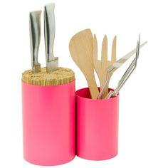 Wireworks Knife & Spoon Storage found on Polyvore