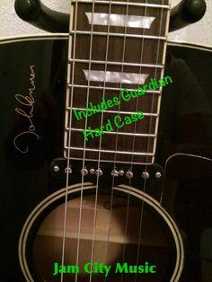 Epiphone JOHN LENNON EJ-160E Guitar +Case Acoustic-Electric Beatles Dreadnought 304-374-3194 www.jamcitymusicusa.com www.jamcitycentral.com