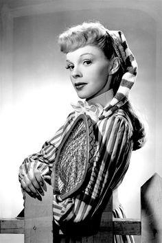 Judy Garland ~ Meet Me in St. Louis, 1944