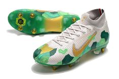 Nike Mercurial Superfly Walking Barefoot, Lace Socks, Superfly, High Level, High Cut, Mud, Cleats, Pairs, Heels