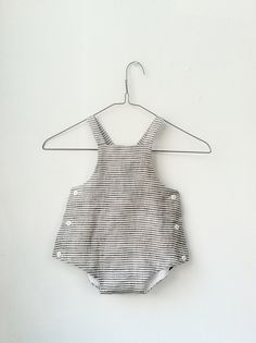 beautiful linen playsuit