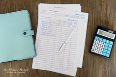 HOW TO CREATE A HOUSEHOLD BUDGET THAT WORKS!  This post gives you detailed step…