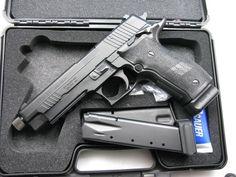 Sig Sauer P226 X-Five Tactical Threaded Barrel-