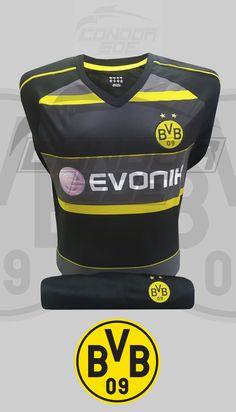 Borussia Dortmund siempre buscando ser uno de los mejores equipos de fútbol del mundo.#borussiadortmund #fútbol #camiseta #uniformes #accesorios #sudaderas Logo, Shirts, Fashion, Football Squads, World, Football Team, Sweatshirts, T Shirts, Searching