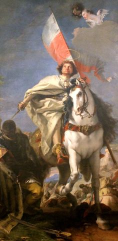 Saint James Conquering the Moors by Giovanni Battista Tiepolo (1696–1770). Museum of Fine Arts, Budapest Site-Wide Activity   Awestruck