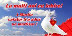 Iti doresc o primavara fericita! Vlad El Empalador, 8 Martie, House, Pictures, Home, Homes, Houses