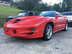Learning To Fly: 2001 Pontiac Trans Am WS6