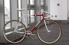 Andy Hampsten 7 Eleven Eddy Merckx Photo Vintage Bikes